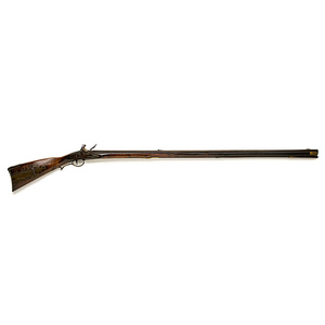 Flintlock Curly Maple Full Stock Rifle,