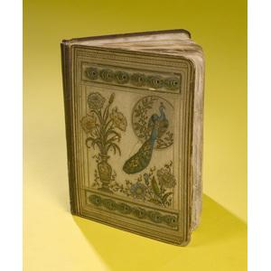 Victorian Scrap Book of Trade Cards & Die-Cuts,
