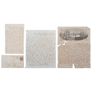 A Memorandum of Butler's Expedition on the Mississippi River, Civil War Diary and Letter Archive of G.G. Thwing, 30th Massachusetts Infantry, DOD