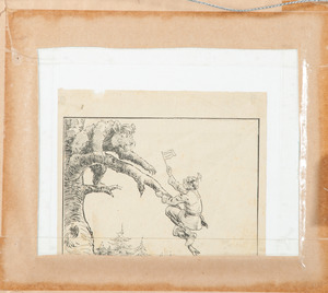 G. Valentine, Lot of 2 World War I Drawings