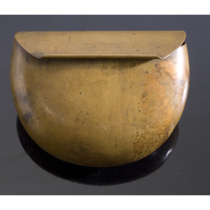 Kittredge & Co.  Copper Cartridge Box,