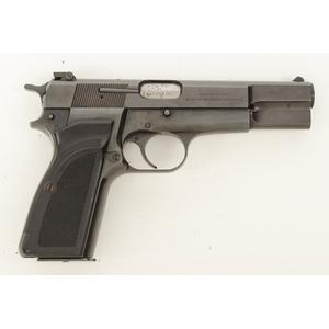 *Browning H-Power Pistol