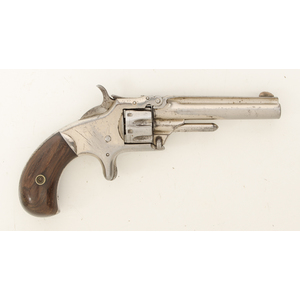 Smith & Wesson First Model 3d Issue Revolver