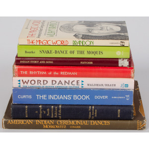 [Ethnography] Books on Indian Song and Dance