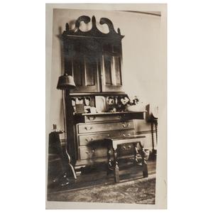 The Captain John Cowan (1748-1823) Kentucky Secretary Desk and Bookcase