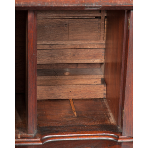 The Captain John Cowan (1748-1823) Kentucky Secretary Desk and Bookcase