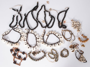 Collection of African Glass Trade Beads, From a New York Collector