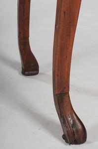 Kindig It Design >> Queen Anne Bermuda Cedar Tea Table | Cowan's Auction House