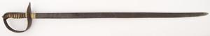 Early Militia Sword