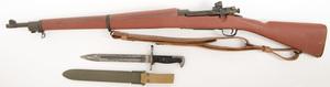 Smith Corona 1903A3 Drill Team Rifle   Cowan's Auction House
