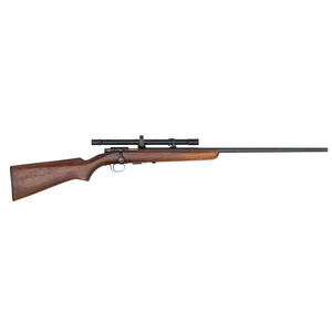 **Rare Factory Scoped Winchester Model 697 Rifle - British Proved