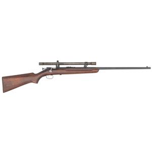 **Rare Winchester Factory Scoped Model 67 Rifle