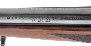 **Winchester Model 54 Rifle