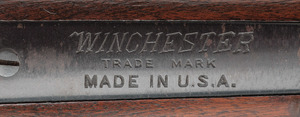 **Winchester Model 64 Rifle