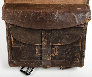 U.S. Model 1861 Cartridge Box