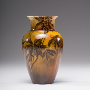 Rookwood Pottery Standard Glaze Vase by William P. McDonald