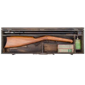 **Winchester Junior Rifle Corp Range Kit No. 2 w/ Model 1904 Rifle