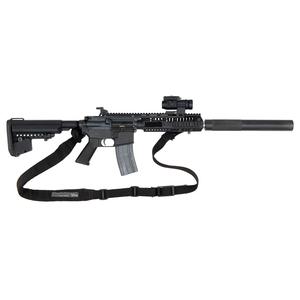 ***DPMS Mod A-15 Rifle With Suppressor
