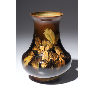 Rookwood Standard Glaze Vase by Harriet E. Wilcox