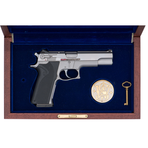 * Smith & Wesson Model 645 Belonging To Frank James