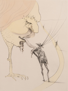 Salvador Dalí (Spanish, 1904-1989) After Fifty Years of Surrealism, Lot of Thirteen