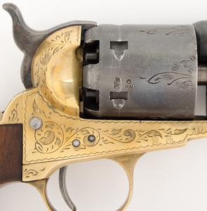 Reproduction Colt Navy Revolver