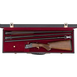 *Ithaca Model 600 Three Barrel Set Shotgun