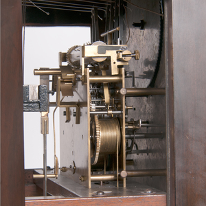 Charles Jacques Six-Tube Case Clock