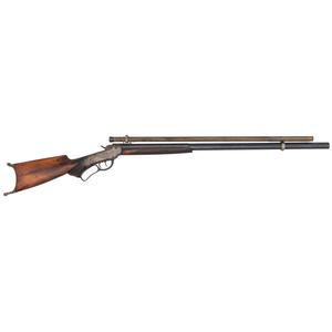Ballard No 8  Rifle W/Scope