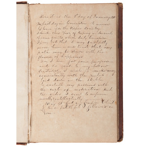 Civil War Diary of Georgia Resident Ella Dillard Bates