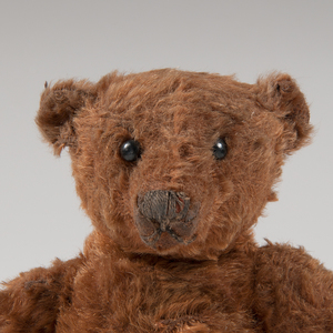 Steiff 1905 Center Seam Cinnamon Teddy Bear
