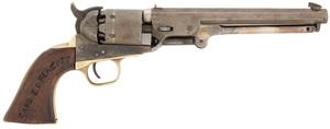U.S. Model 1851 Navy revolver.