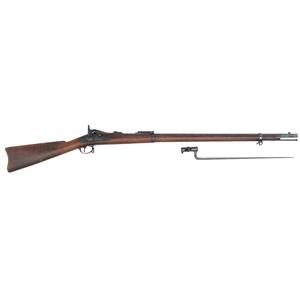 Springfield Model 1884 Trapdoor and Bayonet