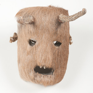 Mexican Zoomorphic Masks, Deaccessioned from the Children's Museum of Indianapolis