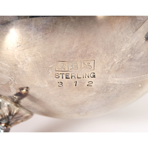 Dunkirk Silversmiths Sterling Tea Set