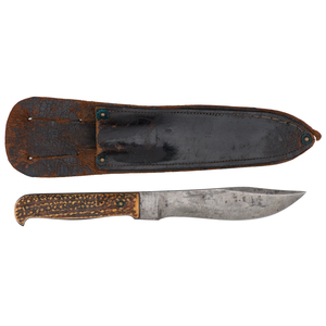 Knife By Will & Finck San Francisco