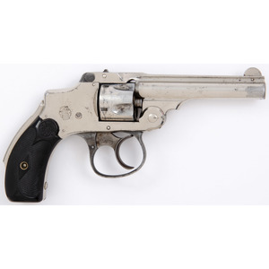 ** Smith and Wesson 32 Safety Second Model Revolver