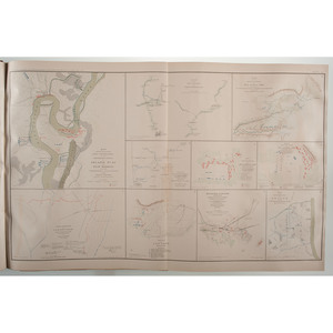 Atlas to Accompany the ORs of the Union and Confederate Armies