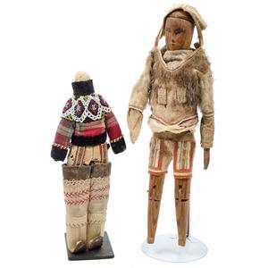Greenlandic Inuit Dolls