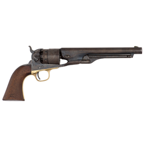Martially Marked Colt Model 1860 Army Percussion Revolver