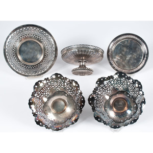 Sterling Serving Dishes