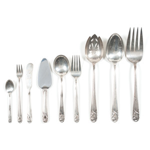 International Sterling Flatware, Morning Glory