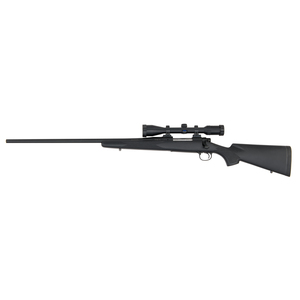 * Remington 700 Left-Hand Bolt Action Rifle with Hill Country Rifles Barrel and Zeiss Scope
