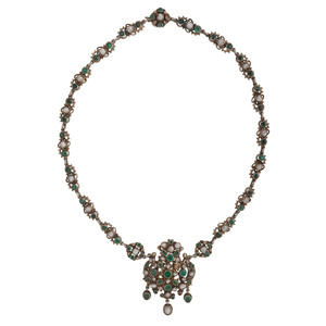 Gilt Austro Hungarian Necklace