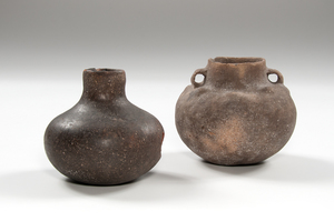 Mississippian Pottery Jars
