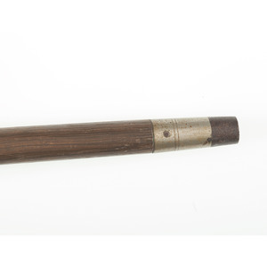Revolutionary War Relic Cane Made of Wood from the HMS Augusta