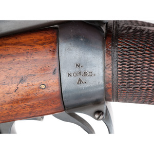 ** Extremely Rare Royal Navy Marked Lee-Speed No.4 Sporting Carbine