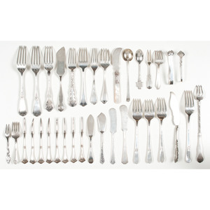Sterling and Silverplate Flatware