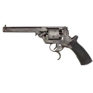 Tranter 3rd Model Percussion Revolver