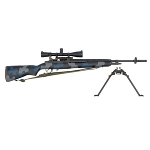 * Springfield Armory M1A Rifle with Leupold Scope